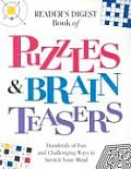 Readers Digest Book Of Puzzles & Brain T
