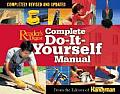 Complete Do It Yourself Manual Completely Revised & Updated