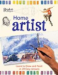 Home Artist Learn to Draw & Paint in 20 Easy Lessons