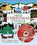 Merry Christmas Songbook Over 100 Holiday Classics With CD & Lyric Book