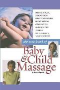 The New Book of Baby and Child Massage Cover