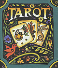 Tarot Mini Book With Attached Card Deck