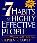 7 Habits of Highly Effective People (89 Edition)