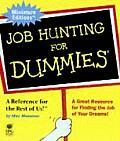 Job Hunting for Dummies (Miniature Editions for Dummies)