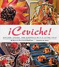 Ceviche Seafood Salads & Cocktails with a Latino Twist