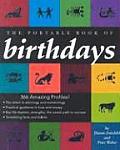 Portable Book Of Birthdays