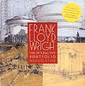 Frank Lloyd Wright Interactive Portfolio With CD
