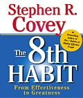 8th Habit: From Effectiveness to Greatness Cover