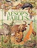 Classic Treasury Of Aesops Fables