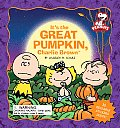 It's the Great Pumpkin, Charlie Brown with Sticker Cover