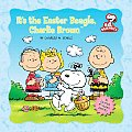 It's the Easter Beagle, Charlie Brown with Sticker (Peanuts)