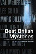 Mammoth Book Of Best British Mysteries