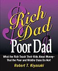 Rich Dad Poor Dad What the Rich Teach Their Kids about Money That the Poor & the Middle Class Do Not