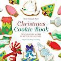 Flour Pot Christmas Cookie Book