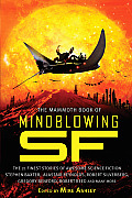 The Mammoth Book of Mind-Blowing SF Cover