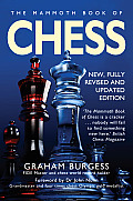 The Mammoth Book of Chess (Mammoth Book of) Cover