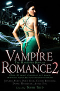 The Mammoth Book of Vampire Romance 2 Cover