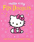 Hello Kitty Fun Doodles: Create and Complete Supercute Pictures Cover