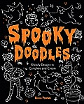 Spooky Doodles Halloween Designs to Complete & Create
