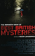 The Mammoth Book of Best British Mysteries 7 Cover