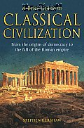 A Brief History of Classical Civilization (Brief History Of...) Cover