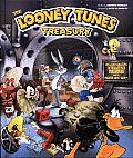 Looney Tunes Treasury: Includes Amazing Interactive Treasures from the Warner Bros. Vault!