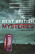 The Mammoth Book of Best British Mysteries, Volume 8 (Mammoth Book of Best British Mysteries) Cover