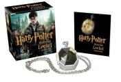 Harry Potter Horcrux Locket Kit and Sticker Book [With Locket Horcrux]