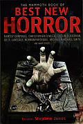 Mammoth Book of Best New Horror 22