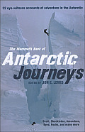 The Mammoth Book of Antarctic Journeys (Mammoth Book of) Cover