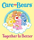 Care Bears: Together Is Better Cover