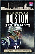 The Great Book of Boston Sports Lists