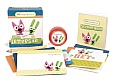 Hoops & Yoyo: Little Letters Kit [With Pencil and Eraser and Sharpener]