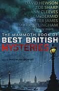 Mammoth Book of Best British Mysteries 9