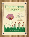 Uncommon Cards Stationery Made with Found Treasures Recycled Objects & a Little Imagination
