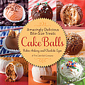 Cake Balls: Amazingly Delicious Bite-Size Treats Cover