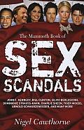 Mammoth Book of Sex Scandals