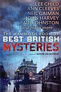Mammoth Book of Best British Mysteries 10