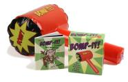 Bomp-It!: The Instant Solution to Any Problem [With Inflatable Squeaking Gavel and Booklet]