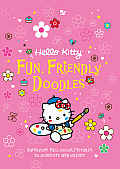 Hello Kitty Fun Friendly Doodles Supercute Full Color Pictures to Complete & Create