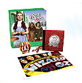 The Wizard of Oz Collectible Set: A Commemorative Trip Down the Yellow Brick Road [With Commemorative Plate with Easel, Pendant and Postcard]