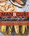 Manbque Meat Beer Rock & Roll