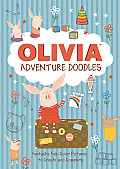 Olivia's Adventure Doodles: Fantastic Full-Color Pictures to Create and Complete