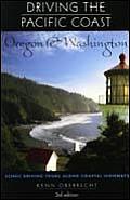 Driving Pacific Coast Oregon & Wash 3rd Edition