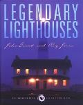 Legendary Lighthouses: The Companion to the PBS Television Series Cover