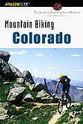 Colorado (Falcon Guides Mountain Biking) Cover
