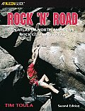 Rock n Road An Atlas of North American Rock Climbing Areas