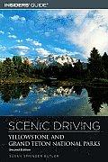 Scenic Driving Yellowstone & Grand Teton National Parks