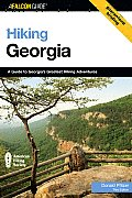 Hiking Georgia: A Guide to Georgia's Greatest Hiking Adventures (Falcon Guides Hiking) Cover
