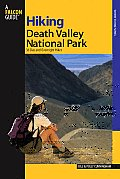 Hiking Death Valley National Park: 36 Day and Overnight Hikes (Falcon Guides Hiking) Cover